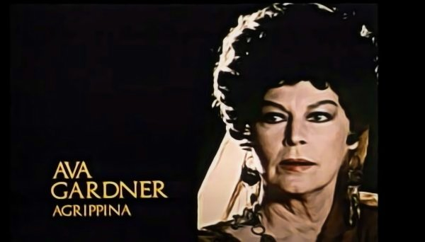 Ava Gardner as Agrippina in AD