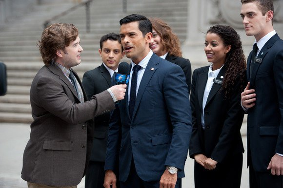 Alpha House television series