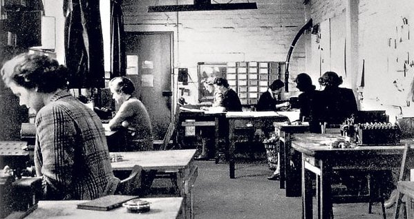 Codebreakers at Bletchley Park