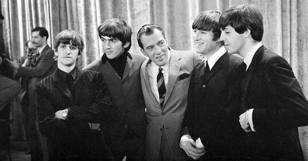 The Beatles with Ed Sullivan