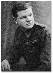 Benny Hill the soldier
