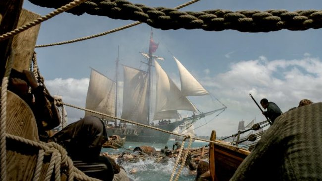 Black Sails TV series 2015