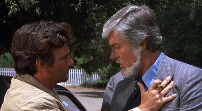 Peter Falk and Dick Van Dyke