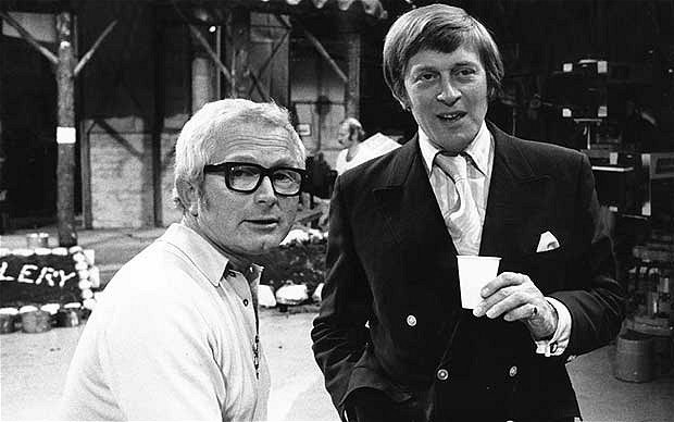 David Croft and Jimmy Perry