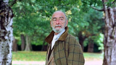 Irish actor David Kelly