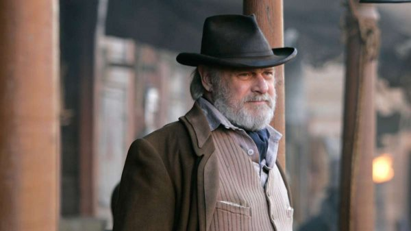 Deadwood - television series