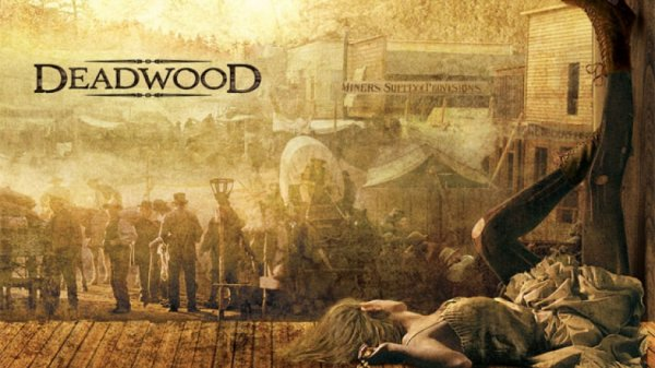 Deadwood - HBO series