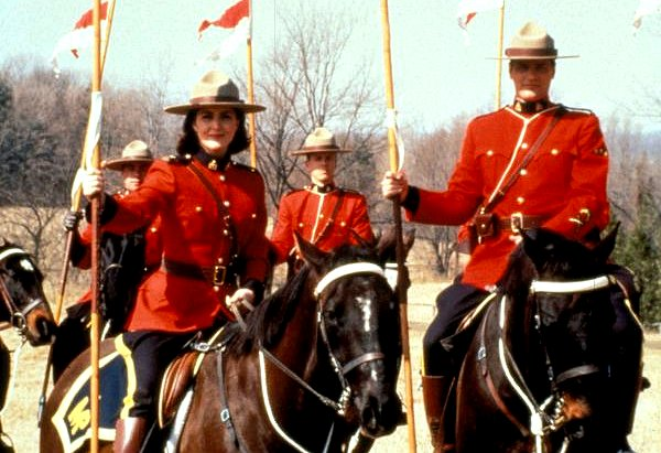 Due South TV series