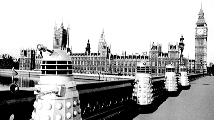 The Daleks Invasion of Earth
