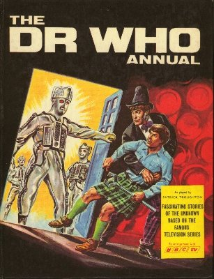A 1960s Doctor Who annual