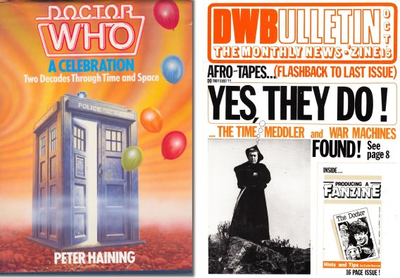 Doctor Who publications
