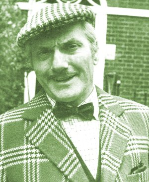 Dick Emery as The Sporting Gent