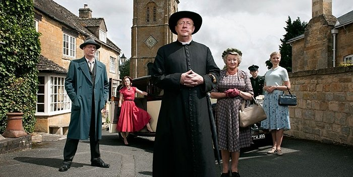 Cast of Father Brown