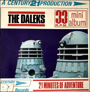 The Century 21 Dalek record