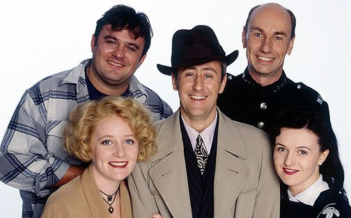 Goodnight Sweetheart cast