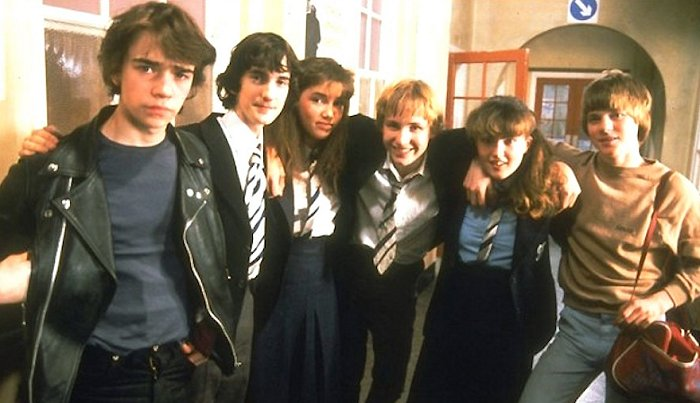 Grange Hill tv series