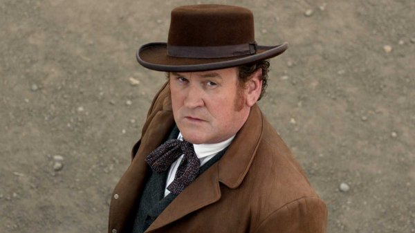 Hell on Wheels - Colm Meaney