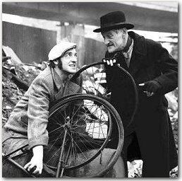 Corbett and Bramble in Steptoe and Son