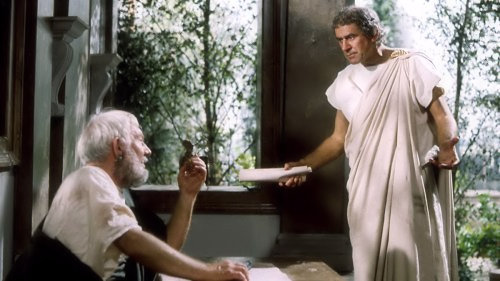 George Baker in 'I, Claudius'