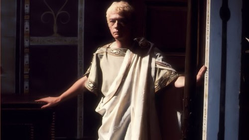 John Hurt in I, Claudius