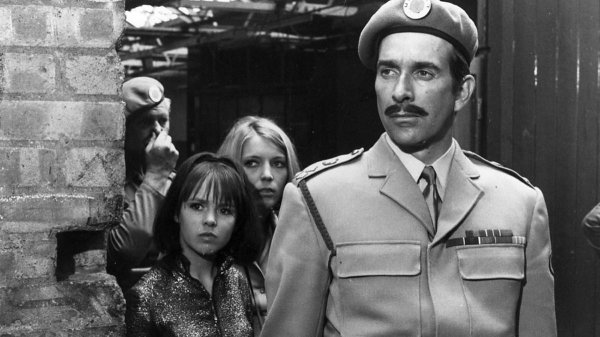 Lethbridge Stewart in The Invasion