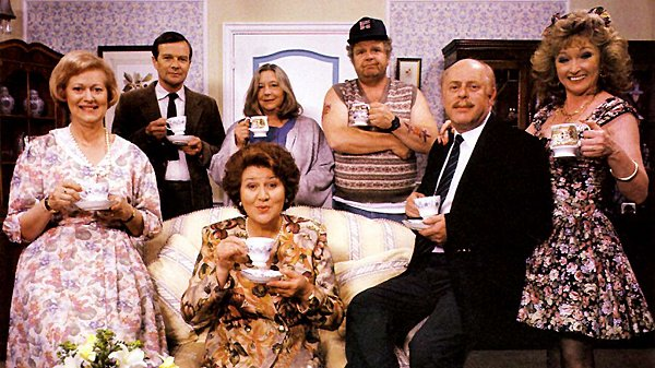 keeping up appearances cast