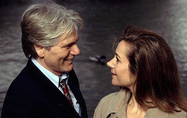 Adam Faith and Zoe Wannamaker - Love Hurts