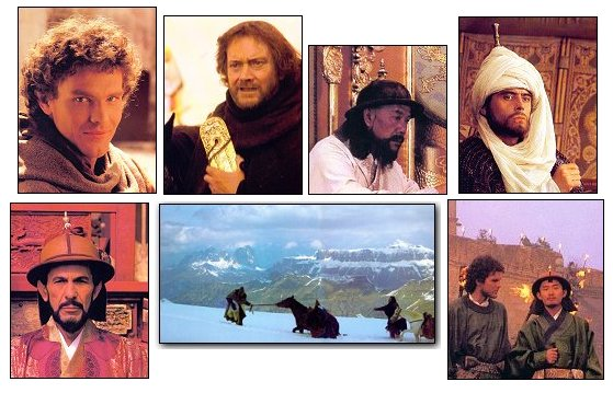 Marco Polo TV Series 1982