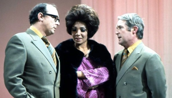 Morecambe and Wise and Shirley Bassey