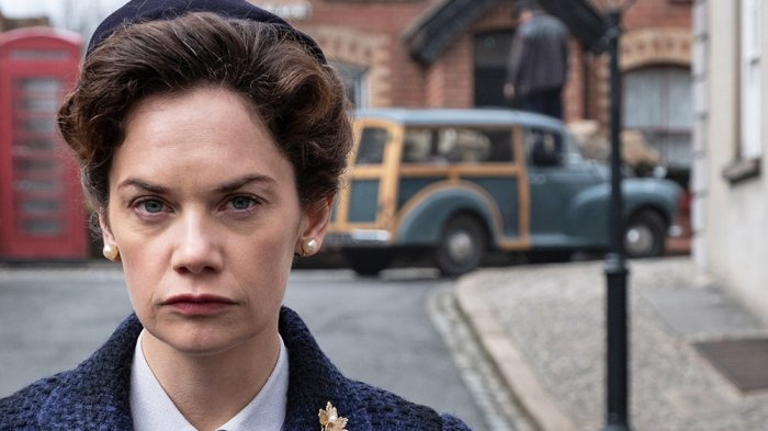 Ruth Wilson as Mrs Wilson
