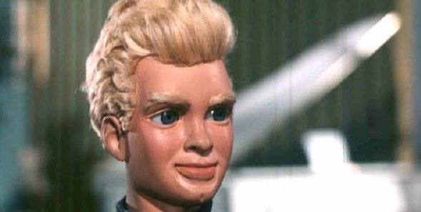 Alan Tracy of Thunderbirds