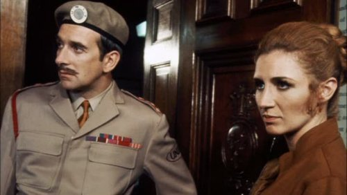 Lethbridge Stewart and Liz Shaw