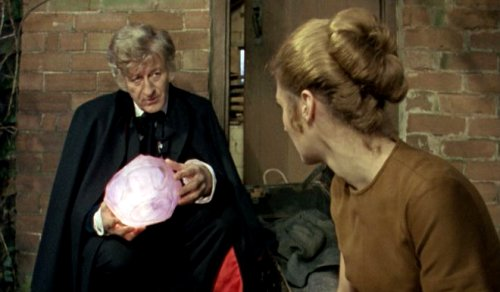 Jon Pertwee in Spearhead from Space