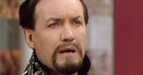 Anthony Ainley as The Master