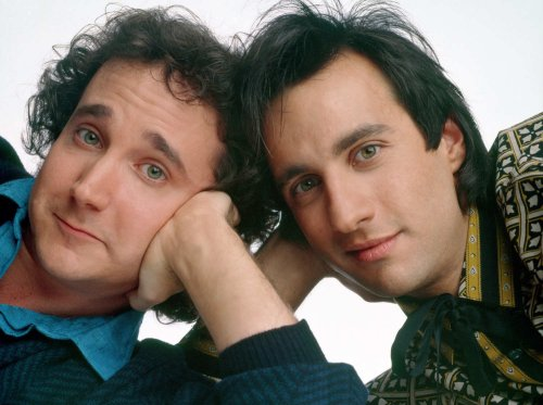 Perfect Strangers Television Heaven