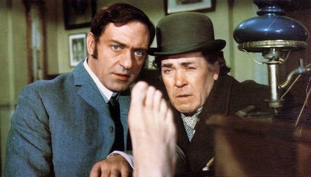 Peter Butterworth Carry on Screaming