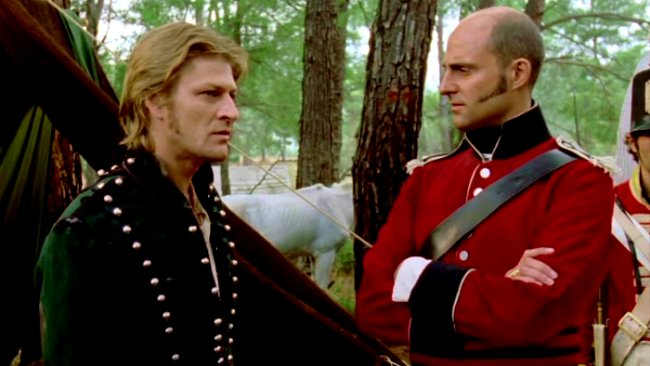 Sharpe TV series