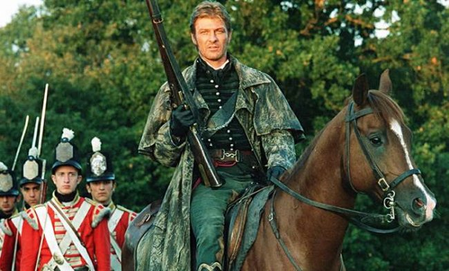 Sean Bean as Sharpe