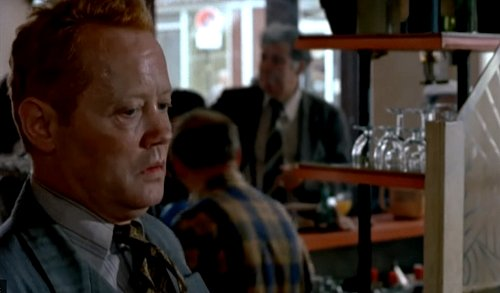 Dudley Sutton in Smiley's People