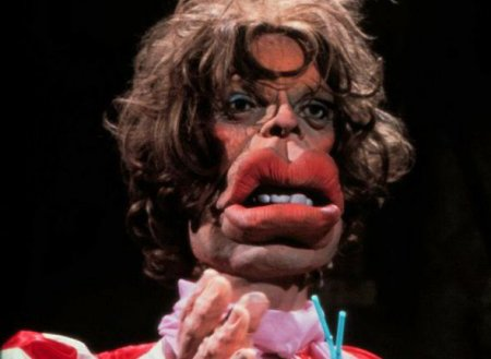 Spitting Image - Jagger