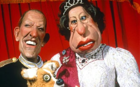 Spitting Image - The Royals