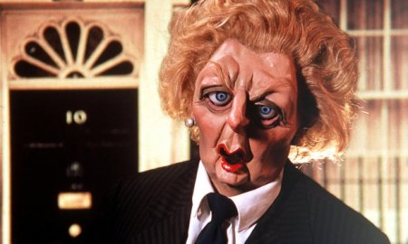 Spitting Image - Thatcher