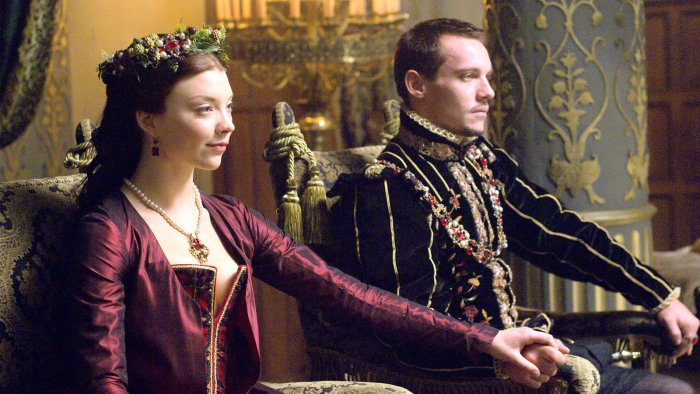 Natalie Dormer in 'The Tudors'