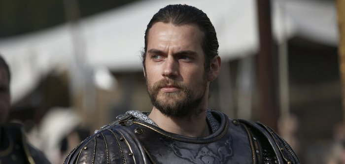 Henry Cavill in 'The Tudors'