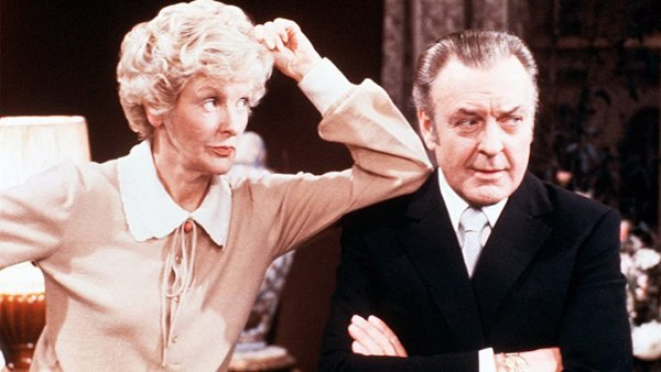 Elaine Stritch and Donald Sinden in Two's Company