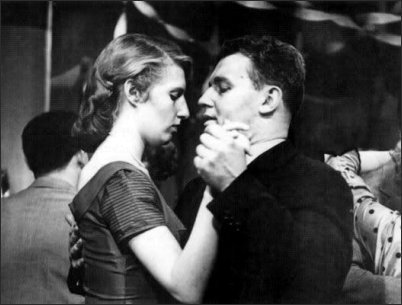 Rod Steiger and Nancy Marchand
