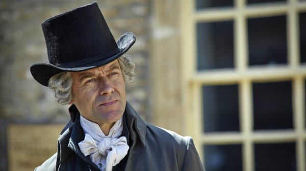 Pip Torrens in Versailles TV series