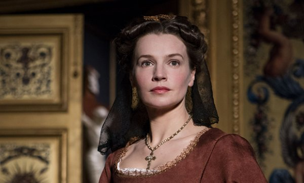 Catherine Walker in Versailles TV series