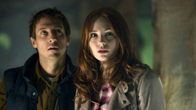 Rory and Amy