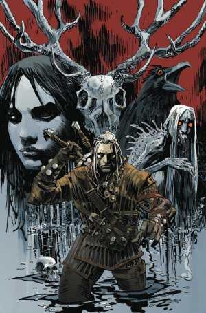 The Witcher graphic novel